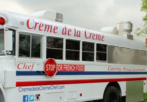 Crème de la Crème French Food Truck